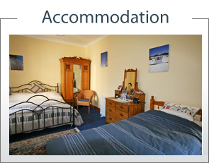 Accommodation At Seacliff Park B And B.