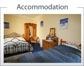 Accommodation At Seacliff Park B And B.